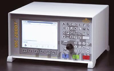 CPU - UNIDADE DE CONTROLE MC2000 T2
