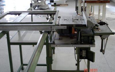 Máquina Combina Compacta MCC2001